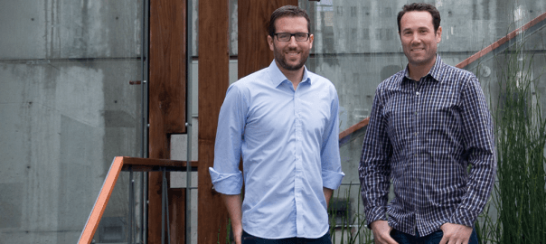 Stessa Founders: Heath Silverman and Jonah Schwartz