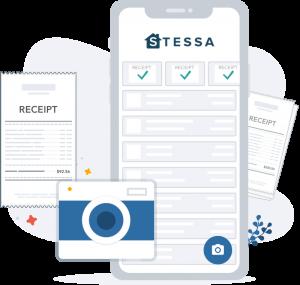 Scan Rental Property Receipts iOS App