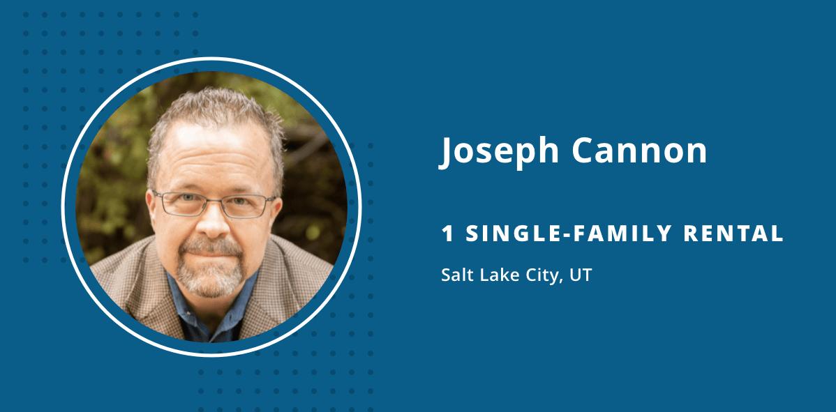 Joseph Cannon, Rental Property Investor