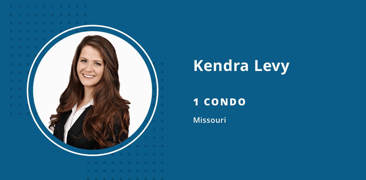 Kendra Levy, Rental Property Investor