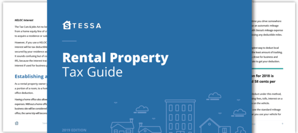 Rental property tax guide