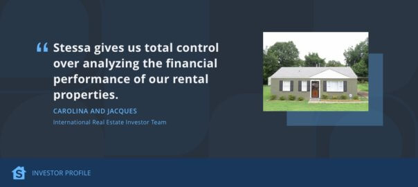 Mindset matters: learn how real estate investors Carolina and Jacques invest in U.S. rental property from overseas