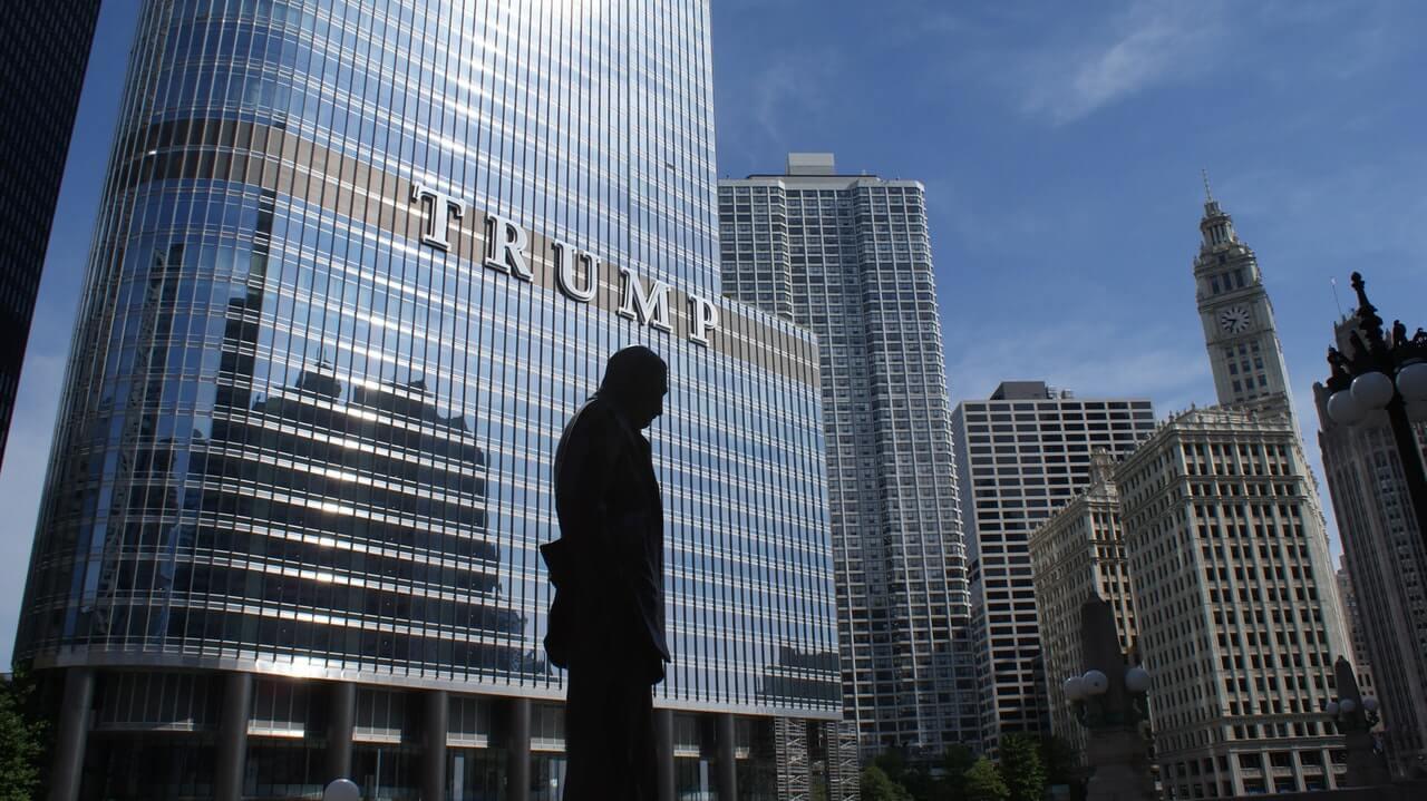 President Trump's housing moves