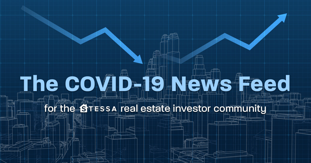 Daily news updates on COVID-19 impact on real estate