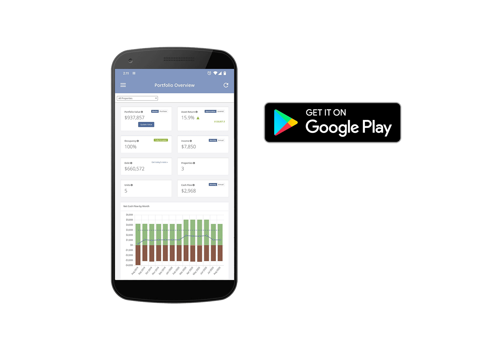 Stessa Android App Release