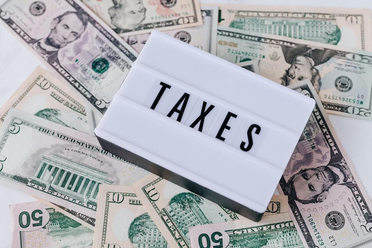 The COVID relief package, taxes, and real estate investors