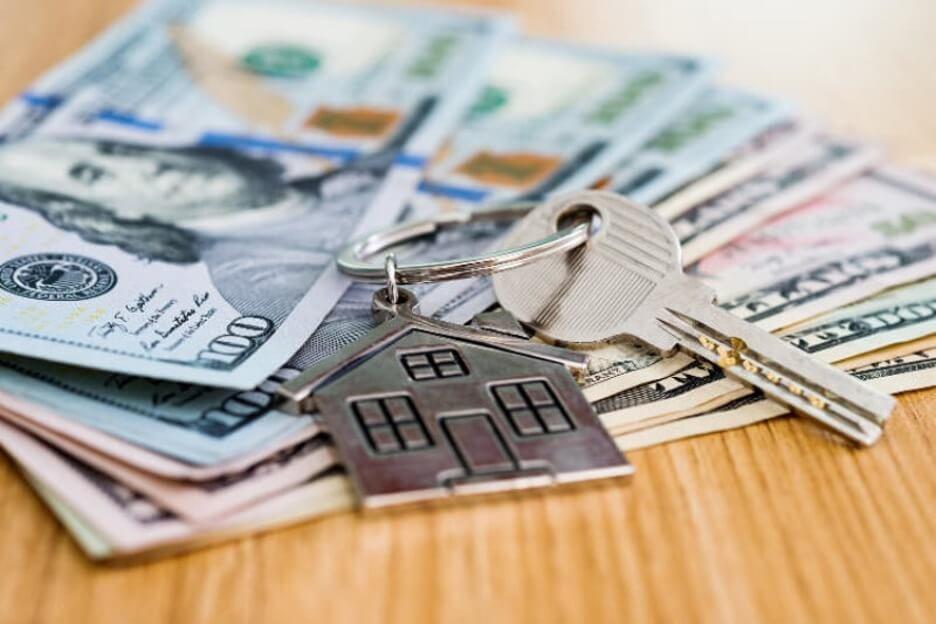 keys on cash